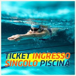 Ticket ingresso singolo nuoto