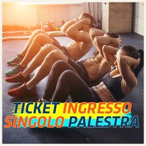 Ticket ingresso singolo palestra